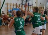 Wzgórze Gdynia - PTK 72:59. Piąta porażka koszykarek z Pabianic