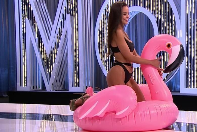 Klaudia El Dursi odpadła z programu Top Model. Była modelka...