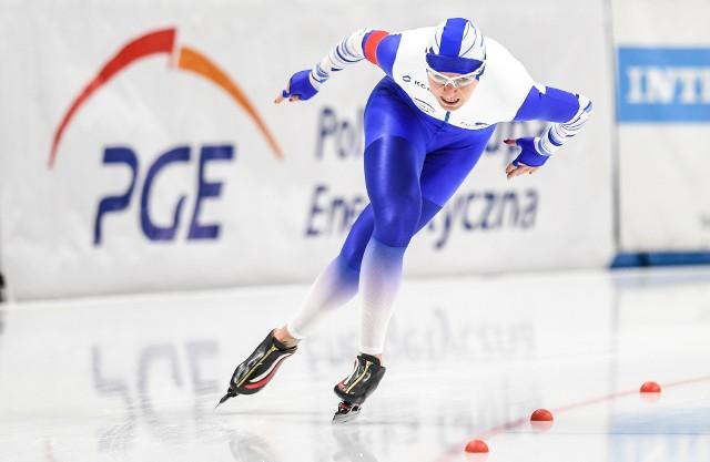 Natalia Czerwonka wywalczyła złoty medal na dystansie 1500 metrów podczas mistrzostw Polski
