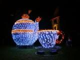 Festiwal Światła i Smaku 2013. Niezwykły pokaz świateł w Inowrocławiu [zdjęcia]