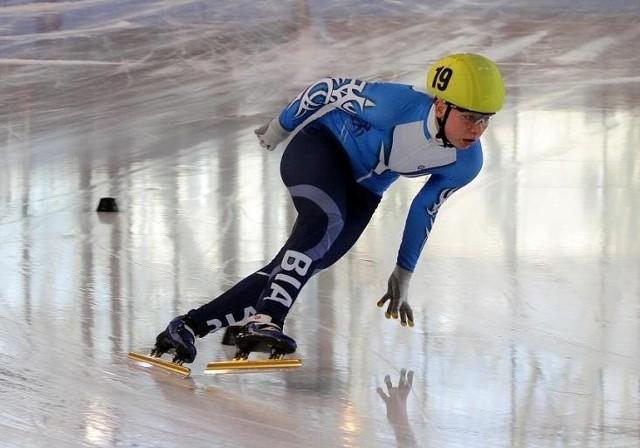 Paula Bzura zdobyła na mistrzostwach cztery złote medale