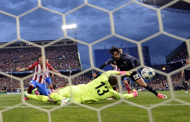 Atletico - Real 2:1