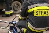 Mikułowice: Wybuch gazu w domu jednorodzinnym. Ranna kobieta