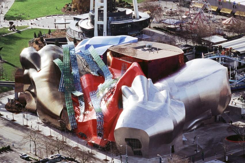 Muzeum Popkultury w amerykańskim Seattle, ważne centrum...
