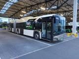 MZK testuje elektryczny 18-metrowy autobus. Możecie się nim przejechać!