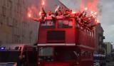Kilka tysięcy kibiców świętują awans Radomiaka do ekstraklasy na Placu Jagiellońskim (DUŻO ZDJĘĆ)