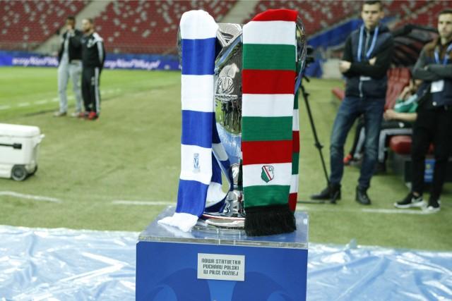 Trofeum za Puchar Polski