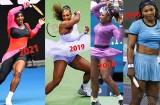 Serena Williams znowu nie tylko grą, ale i strojem zaskoczyła w tegorocznym AUS Open! Zobacz jakie do tej pory prezentowała kortowe kreacje!