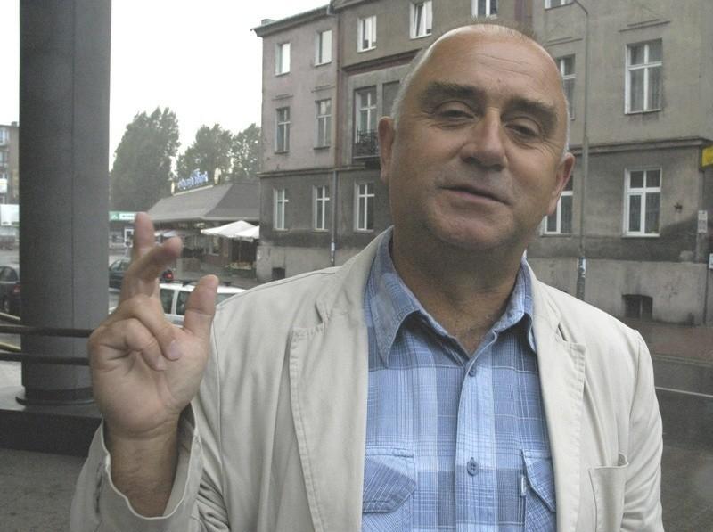 """Wacław Florek dzisiaj. W 1981 roku to on współtworzył pierwszy numer niezależnego pisma """"Ad rem""""."""
