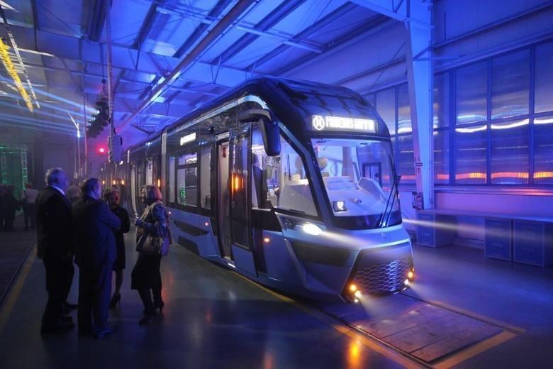 50 tramwajów Moderus Gamma wyjedzie na ulice Poznania