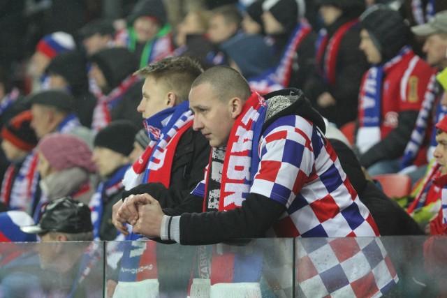 Górnik - Ruch [KIBICE NA ZDJĘCIACH] Wielkie Derby Śląska 2016