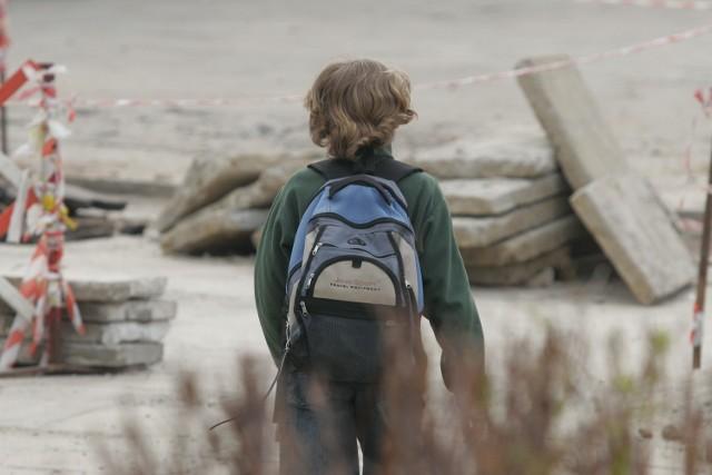 Dzieci uciekają między innymi z powodu kłopotów w domu