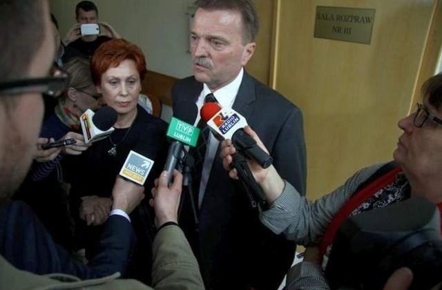 Jadwiga i Jerzy Krupowiczowie byli w procesie Macieja T. oskarżycielami posiłkowymi. Ojciec zamordowanej jeździł do sądu do Lublina na każdą rozprawę.