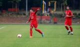Piłkarze Widzewa wygrali z pierwszoligowcem z Katowic