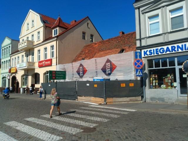 Przebudowa Punktu Informacji Turystycznej w Koronowie rozpoczęta. W nowej odsłonie placówkę zobaczymy w 2022 r.