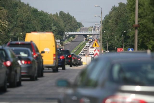 Na drogach w naszym regionie panuje wzmożony ruch.