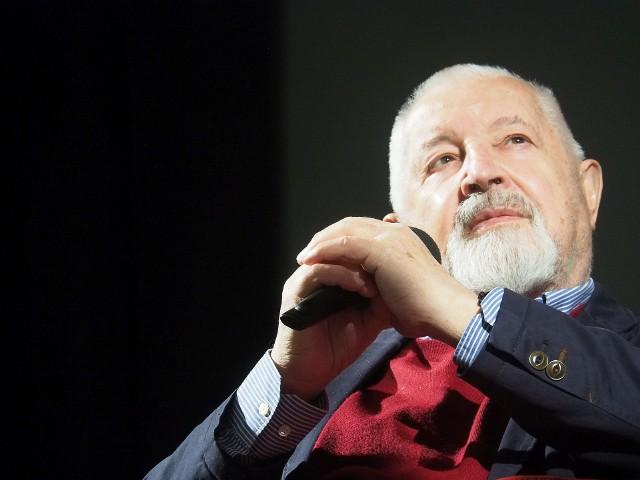 """Kino Forum. Janusz Majewski opowiadał o filmie """"Czarny mercedes"""""""