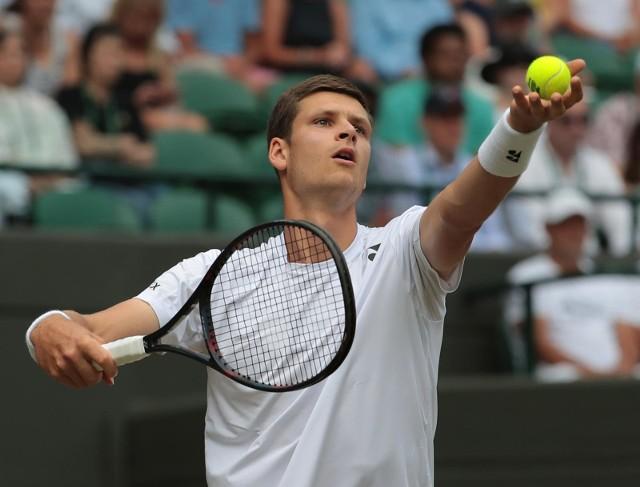 Hubert Hurkacz jest dziś na ustach wszystkich polskich kibiców tenisa