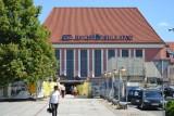 Gliwice: hala dworca otwarta, ale remont jeszcze trwa [ZDJĘCIA]