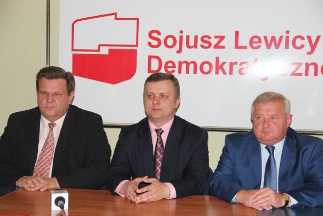 Sojusz Lewicy Demokratycznej i Zjednoczona Lewica popiera Tadeusza Jędrzejczaka, który wystartuje w wyborach do senatu z listy Polskiego Stronnictwa Ludowego.