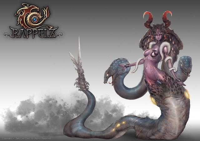 RappelzGra Rappelz dostępna jest w polskiej wersji językowej