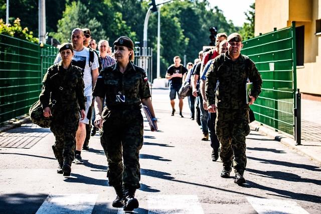 1 Podlaska Brygada Obrony Terytorialnej. Kwalifikacje do zawodowej służby wojskowej