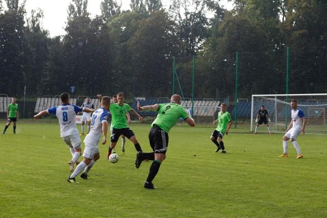 Sokół Sieniawa i Wólczanka Wólka Pełkińska występują w 3 lidze, gr. 4.