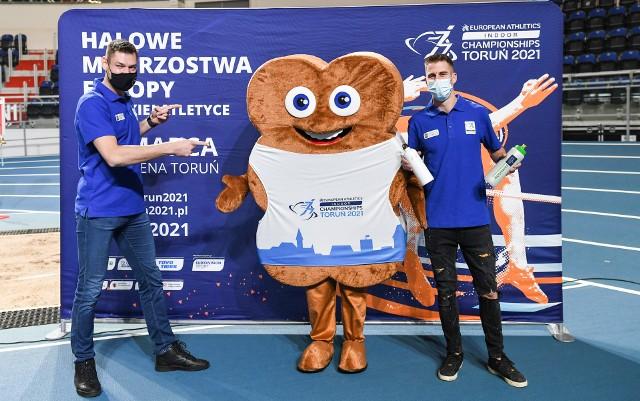 Paweł Wojciechowski i Marcin Lewandowski są ambasadorami halowych mistrzostw Europy w Toruniu