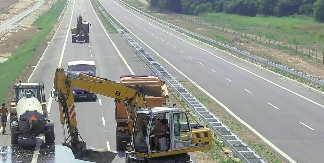 Trasa S3 od Gorzowa do Szczecina ma być w całości gotowa do końca 2010 roku. Drogowcy planowali zakończenie prac wcześniej, ale musieli zbudować kilka przejść dla zwierząt.