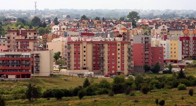 Osiedle mieszkanioweTańsze mieszkania mogą obniżyć liczbę rozwodów