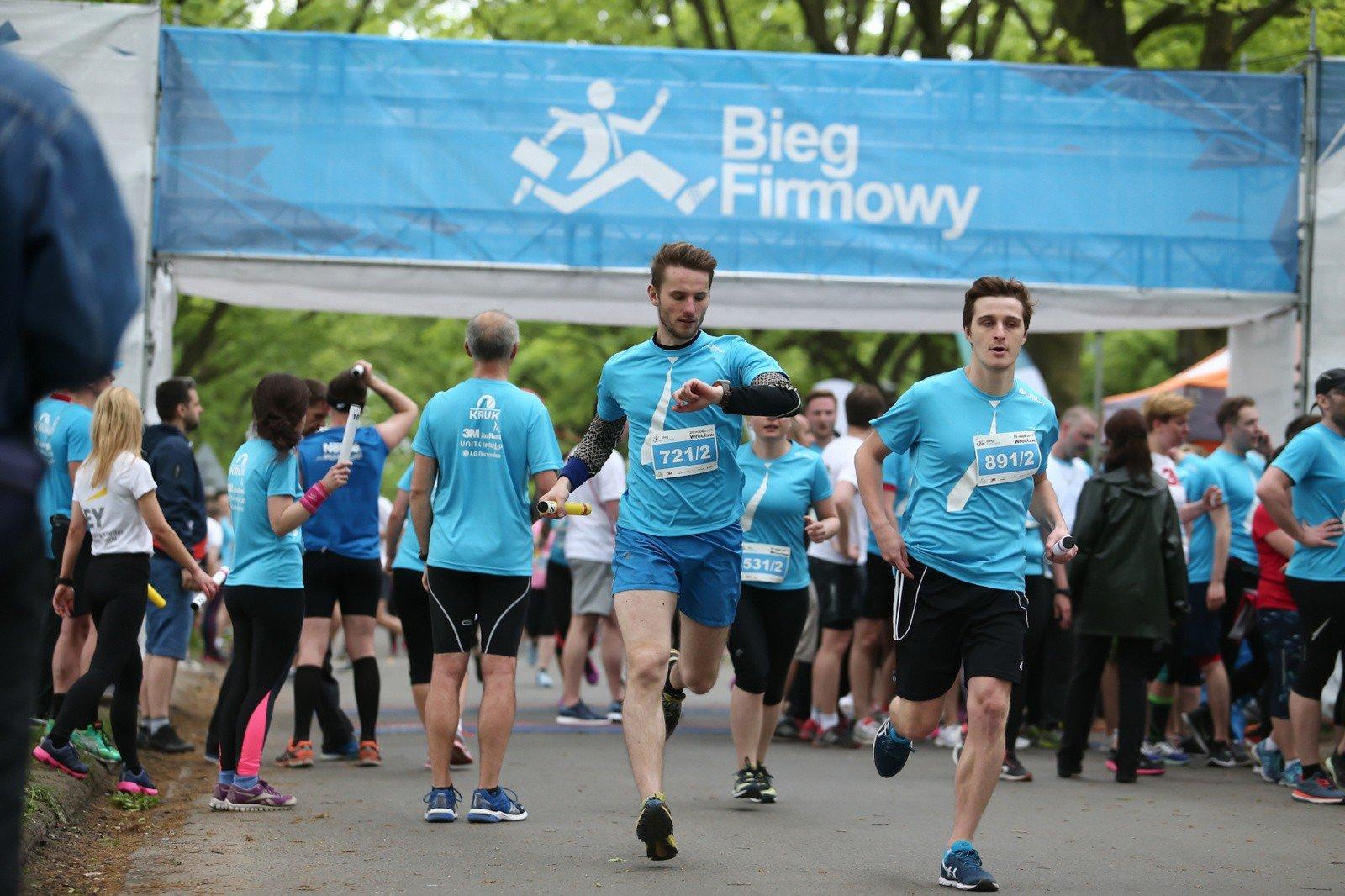 326cfc76 W sobotę Bieg Firmowy 2018 we Wrocławiu. Jak bieganie wpływa na zdrowie?