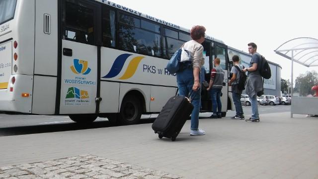 Od poniedziałku autobusy pojadą inaczej