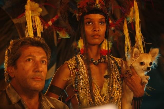 Kadr z filmu: Na tropie Marsupilami