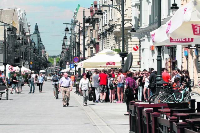 – Z okazji zakończenia remontu 27 czerwca na ul. Piotrkowskiej rozpocznie się trwający trzy dni piknik.