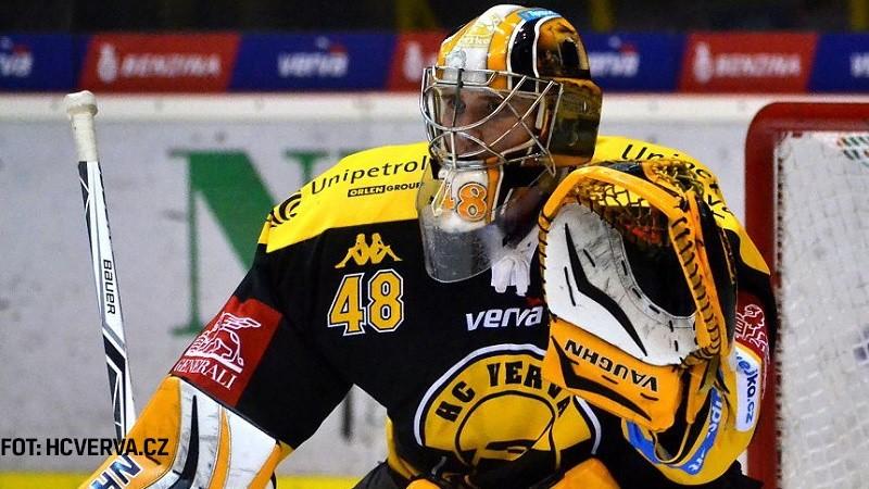 Martin Petrasek w barwach HC Verva Litwinów