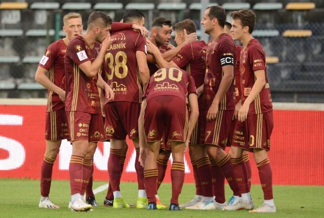 Piłkarze Chojniczanki mają powodu do zadowolenia. Wygrali kolejny mecz w lidze