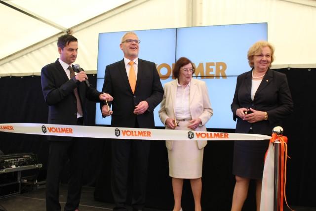 Zabrze: otwarcie nowej siedziby firmy Vollmer Polska
