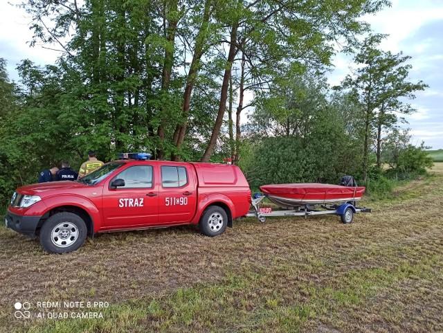 44-latek został znaleziony w stawie bagiennym w Linnem