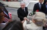 Jarosław Kaczyński w Rzeszowie: ten rząd cofa Polskę wstecz