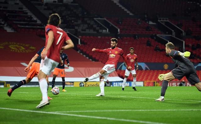Tak padła druga bramka dla Manchesteru United