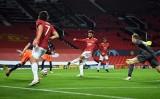 Liga Mistrzów. Ależ bramka Bruno Fernandesa! Gwiazdor Manchesteru United już nie trafia tylko z rzutów karnych. Co na to Jose Mourinho...