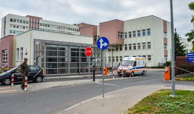 W niedzielę (10.10) niespodziewanie zamknięto oddział ratunkowy w 10. Wojskowym Szpitalu Klinicznym w Bydgoszczy.