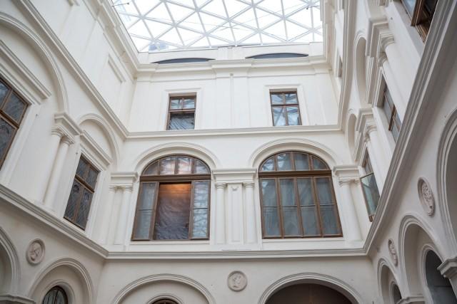 Koncerty odbędą się na dziedzińcu Muzeum Czartoryskich