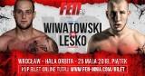 Reljić wycofał się! Kewin Wiwatowski powalczy z Bartoszem Leśko na FEN we Wrocławiu