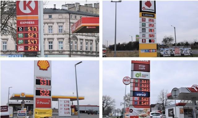 Sprawdziliśmy ile kosztuje paliwo sprzedawane w 12 stacjach benzynowych na terenie Inowrocławia