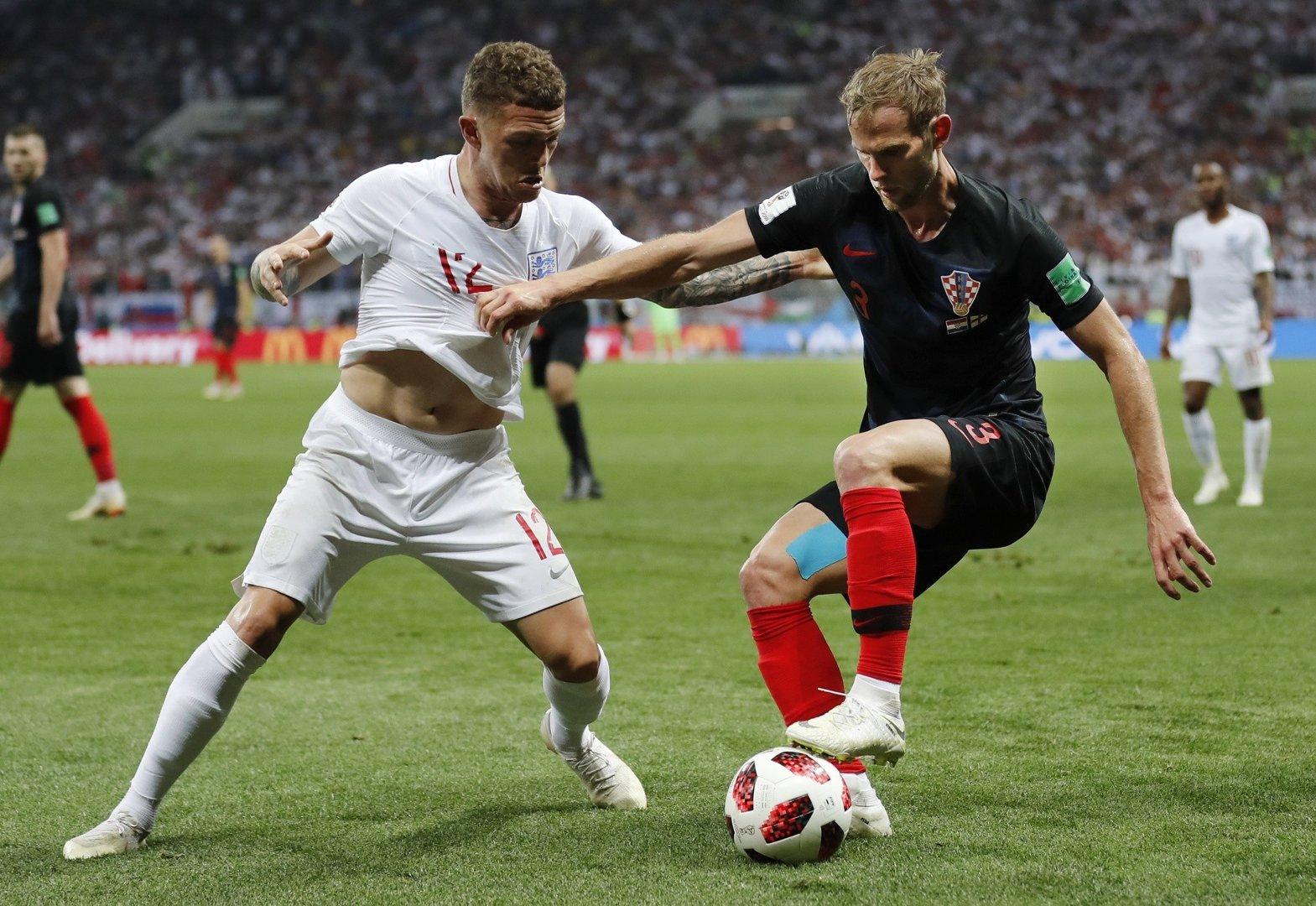 8c8f921d5 Chorwaci awansowali do finału mistrzostw świata, Anglicy zagrają o brąz
