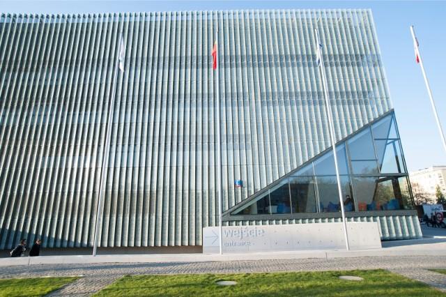 Muzeum Historii Żydów Polskich POLIN zostało nominowane do prestiżowej nagrody.