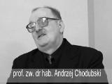 Pogrzeb Andrzeja Chodubskiego, politologa, profesora Uniwersytetu Gdańskiego
