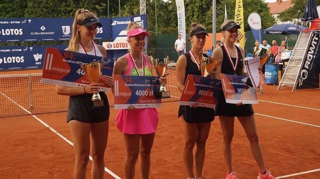 Mistrzostwa Polski w tenisie ziemnym w Bytomiu