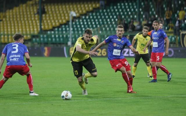 GKS Katowice - Odra Opole 2:2.